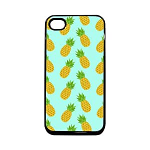 Pineapple Pattern Thinshell Case Protective iPhone 4 Case iPhone 4S Case