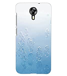 ColourCraft Lovely Bubbles Design Back Case Cover for MICROMAX CANVAS XPRESS 2 E313