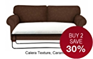 Fraser Large Sofa Bed - Leather