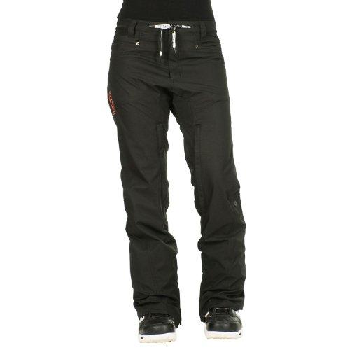 Nikita Women's Eldborg Pant, Jet Black, X-Small