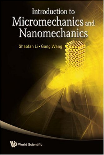 Introduction To Micromechanics and Nanomechanics