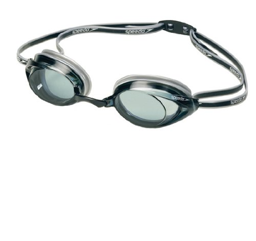 Speedo Vanquisher 2.0 Goggle (Smoke)