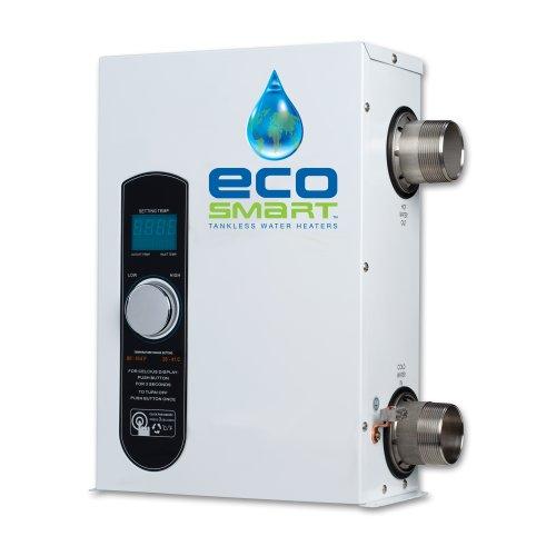 Ecosmart us smart pool 27 electric pool heater home garden for Garden pool water heater