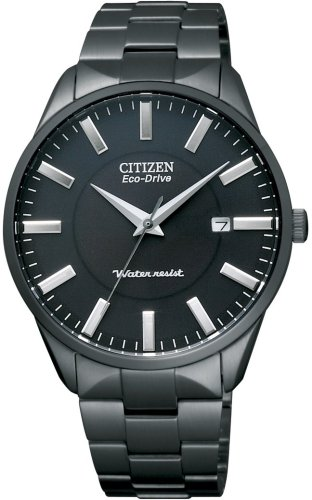 CITIZEN (シチズン) 腕時計 ALTERNA オルタナ Eco-Drive エコ・ドライブ VO10-6662B メンズ