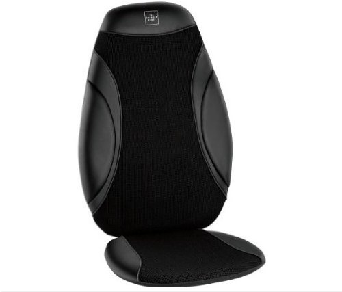 More Info About The Sharper Image Shiatsu Massage Cushion Black
