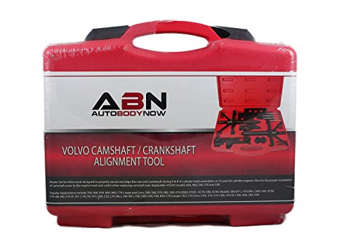 ABN Volvo Camshaft Crankshaft Engine Alignment Tool Timing Set Kit for Volvo 850, 960, S40, S70, S90 (Camshaft Timing Tool Kit compare prices)