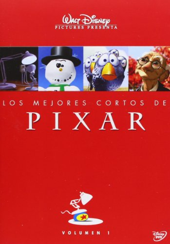 Los mejores cortos de Pixar - Volumen 1 [DVD]