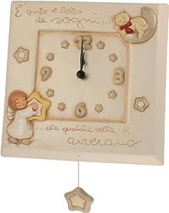 Thun orologio da parete angelo con carrilon art k1675 for Orologi da parete thun