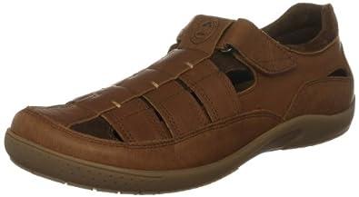 Panama Jack Men's Meridian C20 Bark Sandal MD05C18140 6.5 UK, 40 EU