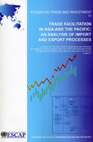 Trade Facilitation in Asia and the Pacific: An Analysis of Import and Export Processes