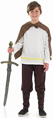 Fun Shack Child Viking Boy Costume