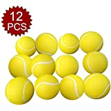 GOGO Tennis Stress Balls / Hand Exercises Squeeze Balls - 12 Pack, 2.48 Inches
