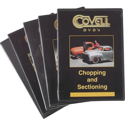 Covell Welding and Metalworking DVD - TIG Welding Basics, Model# 1000-21 DVD - Covell - NT-B000VKH1OM - ISBN: B000VKH1OM - ISBN-13: