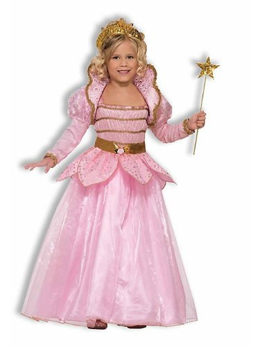 Forum Novelties Little Pink Princess Costume