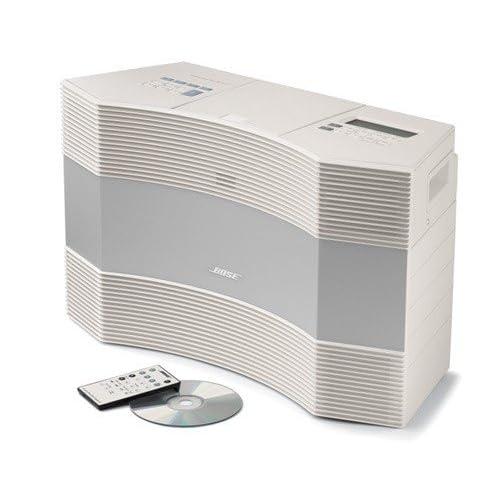 bose acoustic wave music system ii platinum white vietnam. Black Bedroom Furniture Sets. Home Design Ideas