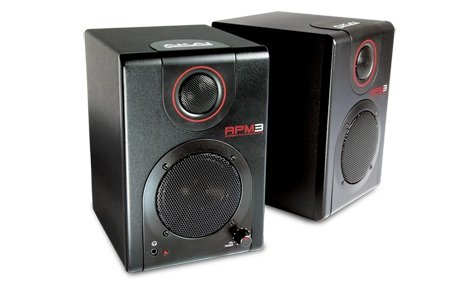 Sale!! Akai Professional RPM3 Production Monitors with USB Audio Interface (Standard)
