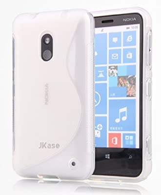 JKase Slim-Fit Streamline Ultra Durable TPU Case for Nokia - Retail Packaging from JKase