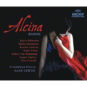 Handel: Alcina, HWV 34 / Act 3 - Entr�e