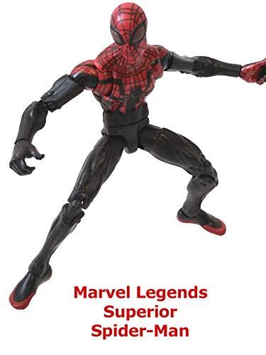 Clip: Marvel Legends Superior Spider-Man