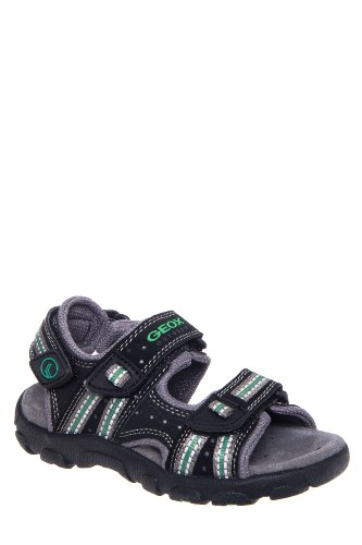 Geox Kid's Jr Sandal Strada Sport Sandal