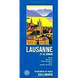 Lausanne et le Léman: Vevey, Montreux, Évian-les-Bains, Nyon, Yverdon-les-Bains