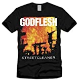 Godflesh Streetcleaner T-shirt - Medium