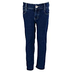 Sweety Miloni Navy 7 Year Girls Jeans