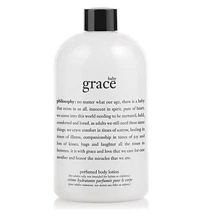 baby grace 16.0 oz perfumed body lotion for Women