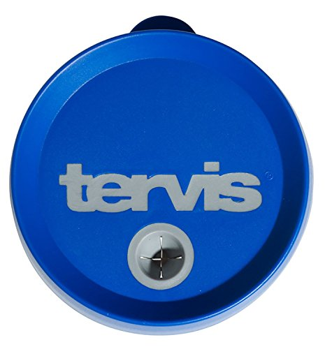 Tervis Tumbler Royal Blue with Gray Straw Lid 24oz (Tervis Tumbler 15oz With Lid compare prices)