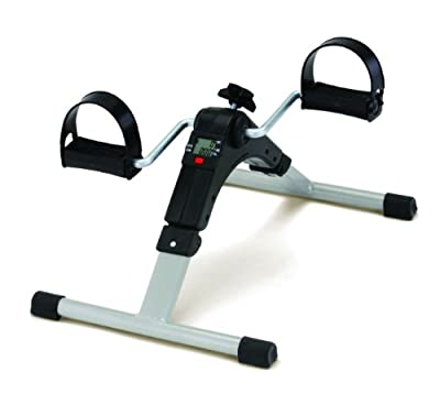 Nova Digital Exercise Peddler Silverblack from NOVA