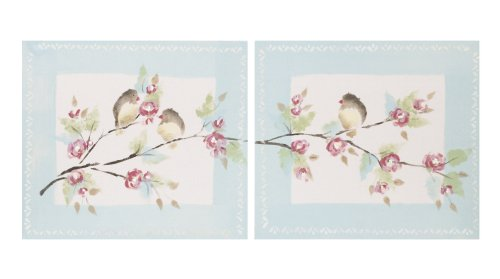 Cotton Tale Designs Wall Art, Tea Party