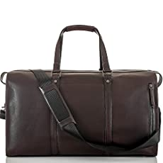 Liam Duffle<br>Brown Bedford