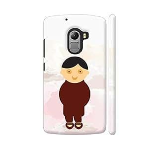 Colorpur Cute Baby Boy Artwork On Lenovo K4 Note Cover (Designer Mobile Back Case) | Artist: Designer Chennai