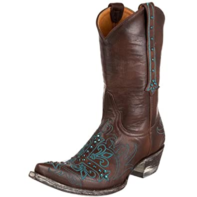 Old Gringo Women's Milagros Boot,Brush Off Brown,5 B US