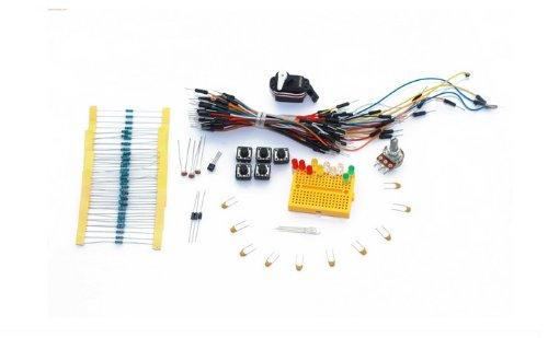Happy Store Arduino Compatible Basic Kit Without Controller