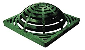 Advanced Drainage 1203sdg Atrium Grate 12 Quot Green Pipe