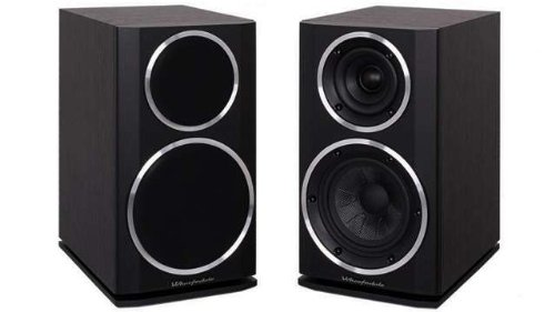 Wharfedale Diamond 121 Bookshelf Speakers (Pair) (Blackwood) Black Friday & Cyber Monday