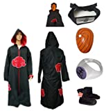 Set Naruto cosplay
