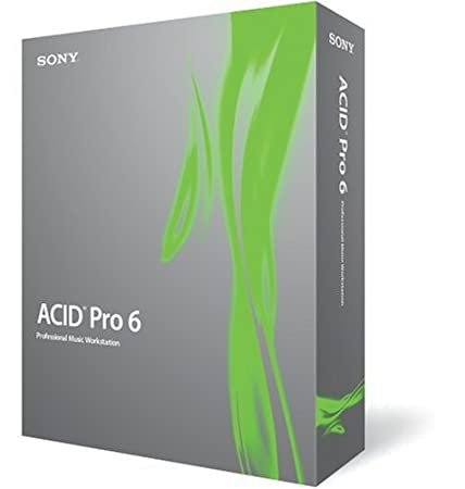 ACID Pro 6 [OLD VERSION]