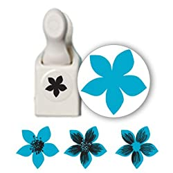 Martha Stewart Crafts Stamp & Punch Pack Flower By The Each