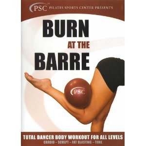 Burn at the Barre DVD from Pilates Sports Center