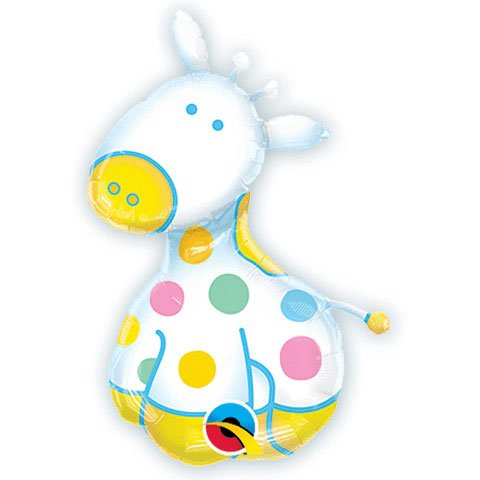 Soft Giraffe Mini Shape
