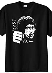 Big Mens Bruce Lee T-Shirt (Big & Tall and Regular Sizes)