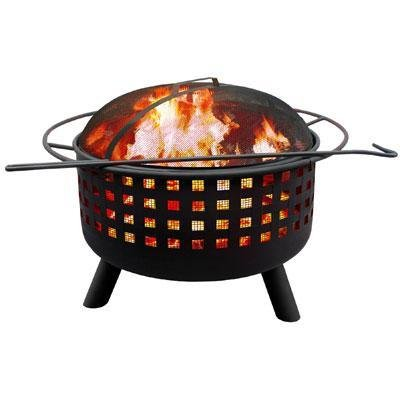 Landmann Firepit with Accessories - Memphis City Lights, Model# 26314