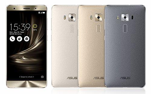 ASUS Zenfone3 Deluxe ZS570KL 本体 5.7インチ SIMフリー [並行輸入品]