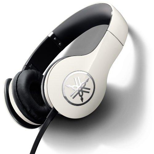 YAMAHA HPH-PRO400 WHITEの写真01。おしゃれなヘッドホンをおすすめ-HEADMAN(ヘッドマン)-