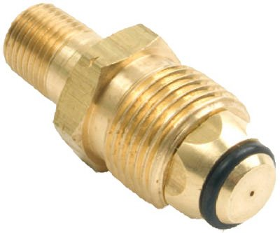 Mr-Heater-F276139-Propane-Fitting-14-In-Male-Pipe-Thread-x-Restricted-Flow-Soft-Nose-POL