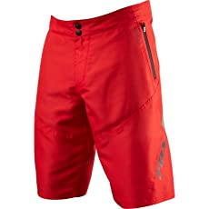 Fox Head Men's Attack Q4 Short, Red, 38