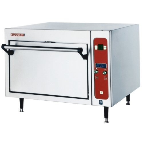 Blodgett Countertop Electric Deck Single Oven w/ 1 Base Section