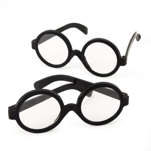 Wizard Glasses (8) Party Supplies